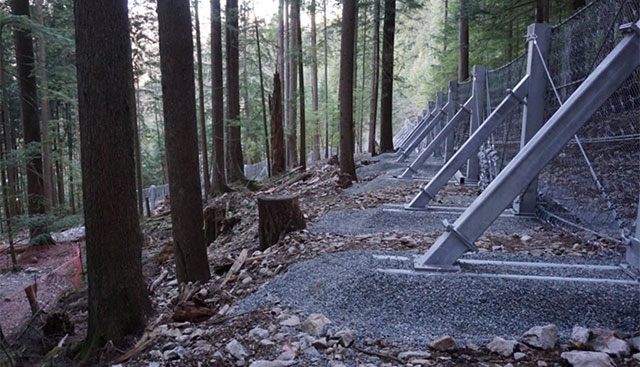 Managing Debris Flows in the Capilano Watershed