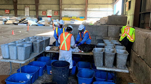 The 2020 Waste Composition Study Found Residents Disposed of 528 Million Items of PPE