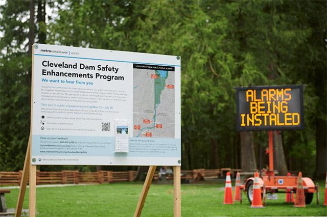 Cleveland Dam Safety Enhancements Program Public Comment Period