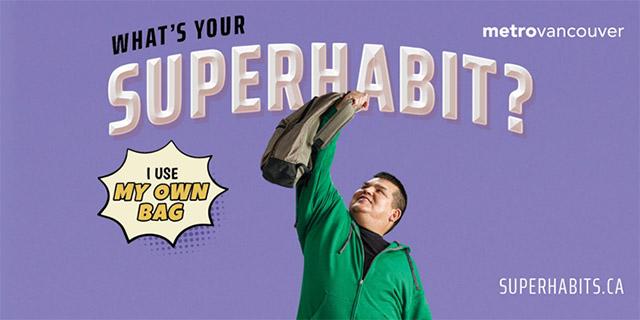 What's your Superhabit?