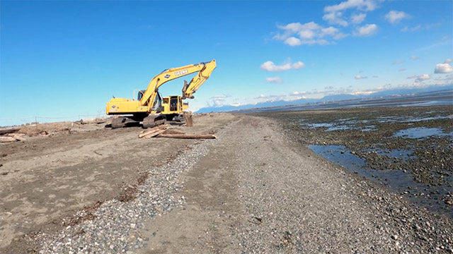 Annual Spring 2021 Debris Clean-Up at Boundary Bay Regional Park