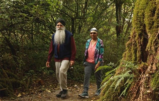 Learn to Hike at Tynehead Regional Park
