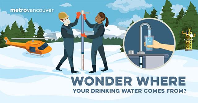 In Metro Vancouver, We Love Water