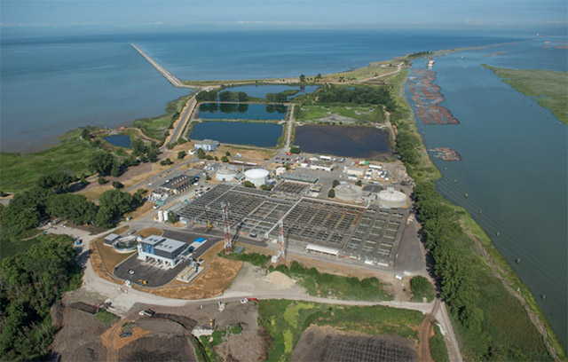 Iona Video - A brief history of the Iona Island Wastewater Treatment Plant