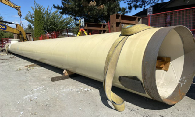 Construction Begins on Fleetwood Reservoir and Water Main